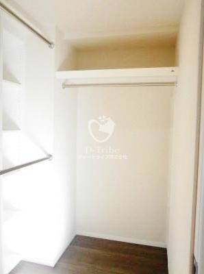 パークアクシス赤坂見附805号室の内装