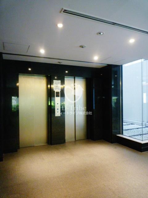 エレベーターホール パークルージュ赤坂檜町