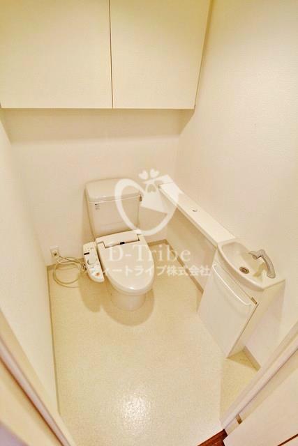 トイレ トレステージ目黒