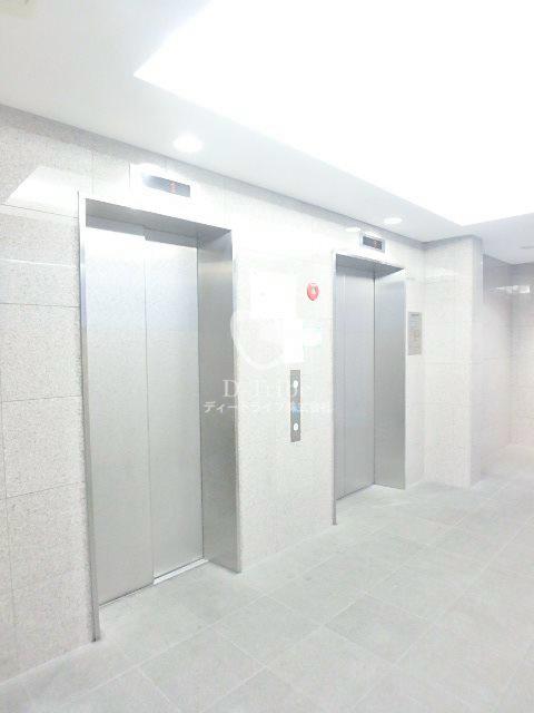 エレベータ トレステージ目黒