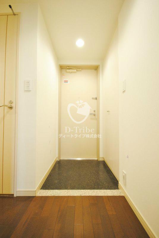 トレステージ目黒[705号室]の玄関 トレステージ目黒