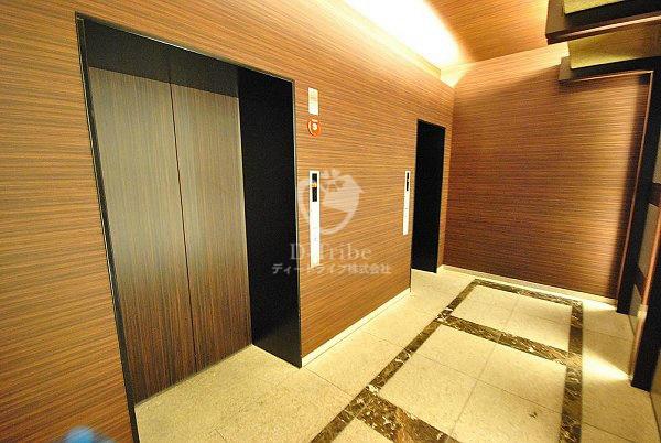 エレベーター MFPR目黒タワー