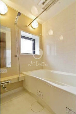 MFPR目黒タワー[407号室]のバスルーム(参考写真)MFPR目黒タワー