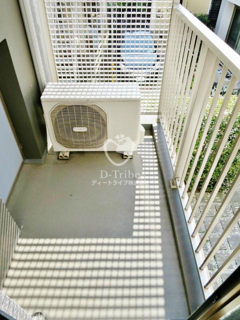 パークアクシス目黒本町501号室の内装