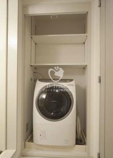 洗濯乾燥機 恵比寿ガーデンテラス弐番館