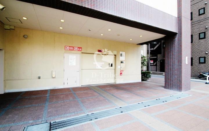 駐車場 パークキューブ愛宕山タワー