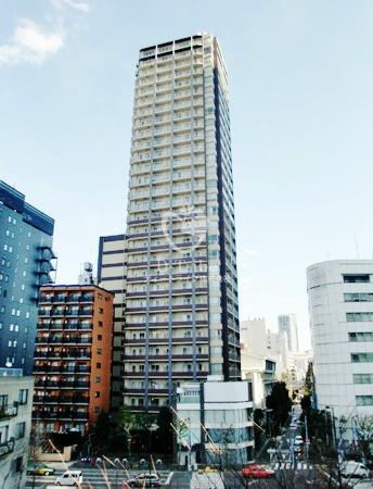 外観 パークキューブ愛宕山タワー