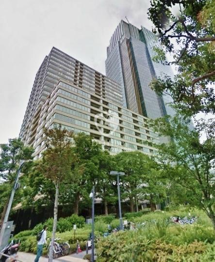 東京ミッドタウン・レジデンシィズの外観写真