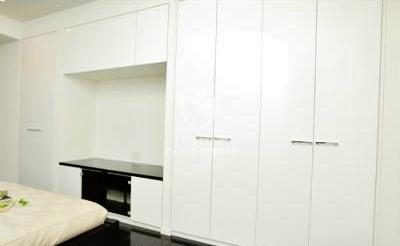 東京ミッドタウン・レジデンシィズ[1401号室]の洋室 東京ミッドタウン・レジデンシィズ