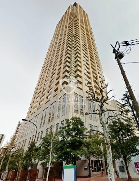 パークアクシス青山一丁目タワーの外観写真