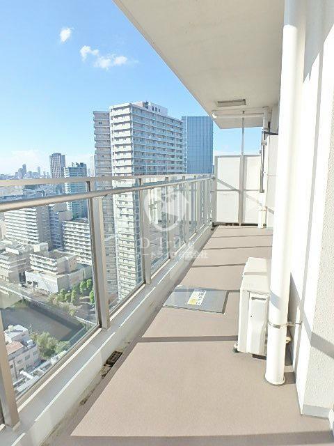 レジディアタワー目黒不動前2009号室の内装