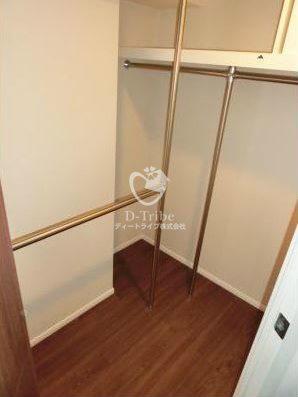 パークアクシス池田山1109号室の画像