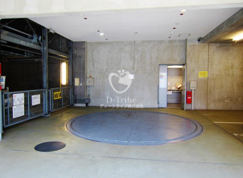 駐車場 レキシントンスクエア白金高輪