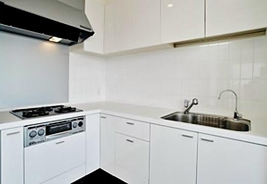 レキシントンスクエア白金高輪[1801号室]のキッチン レキシントンスクエア白金高輪