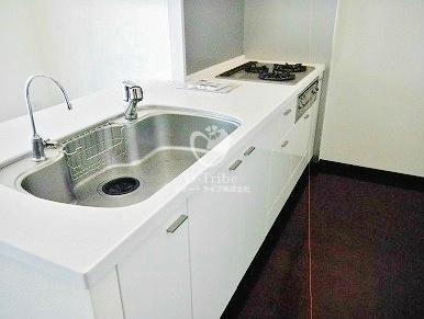 レキシントンスクエア白金高輪[1104号室]のキッチン レキシントンスクエア白金高輪