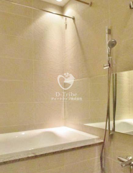 スカイハウス浜離宮[2402号室]の浴室 スカイハウス浜離宮