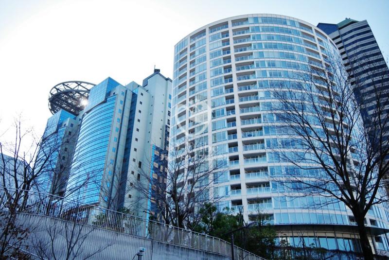 赤坂 ザ レジデンスの外観写真