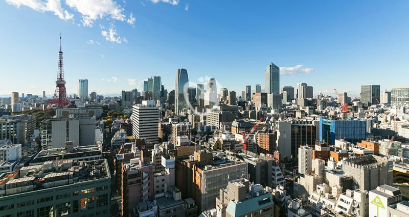 眺望イメージ White Tower Hamamatsucho(ホワイトタワー浜松町)