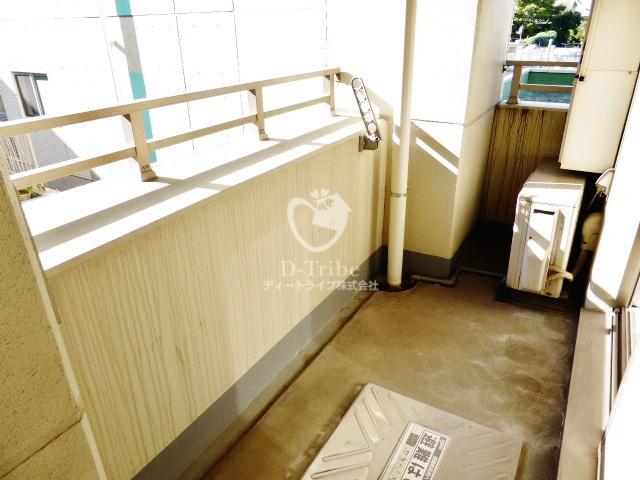 パークアクシス麻布仙台坂803号室の内装