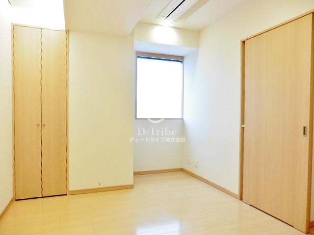 MOMENTO SHIODOME(モメント汐留)[1610号室]のベッドルーム MOMENTO SHIODOME