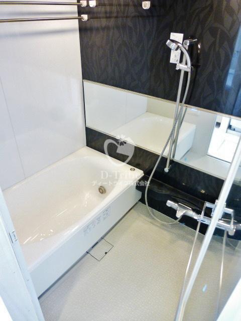 MOMENTO SHIODOME(モメント汐留)[1610号室]の浴室 MOMENTO SHIODOME