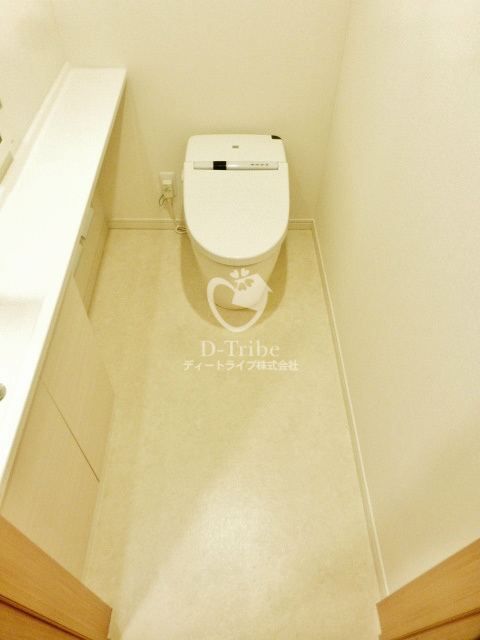 MOMENTO SHIODOME(モメント汐留)[1610号室]のトイレ MOMENTO SHIODOME