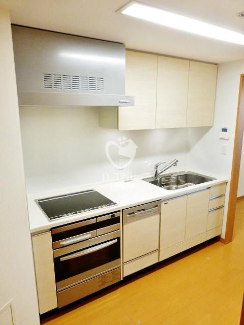 MOMENTO SHIODOME(モメント汐留)[1902号室]のキッチン MOMENTO SHIODOME