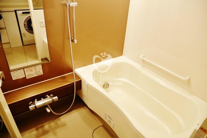 Park Axis白金台(パークアクシス白金台)[607号室]のバスルーム パークアクシス白金台