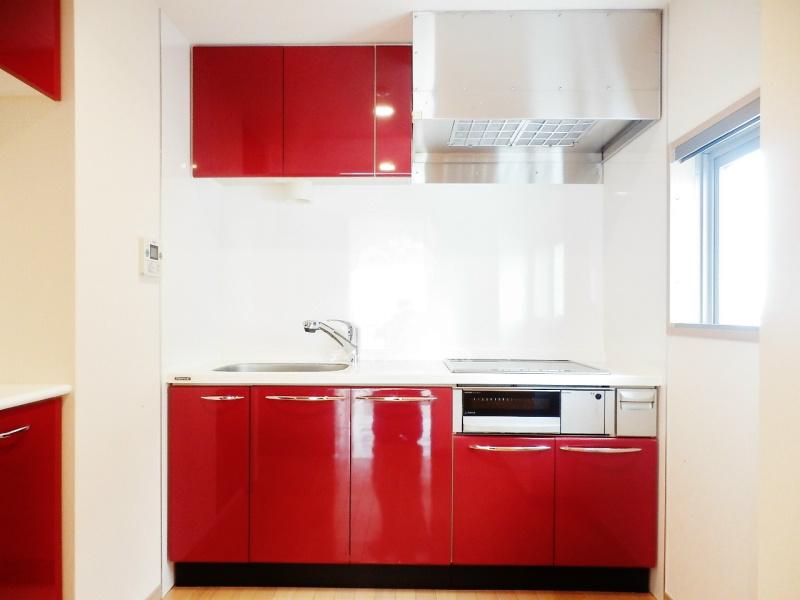 エルスタンザ白金[702号室]のキッチン KDXレジデンス白金3