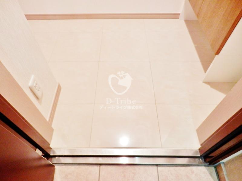 エルスタンザ白金[702号室]の玄関 KDXレジデンス白金3
