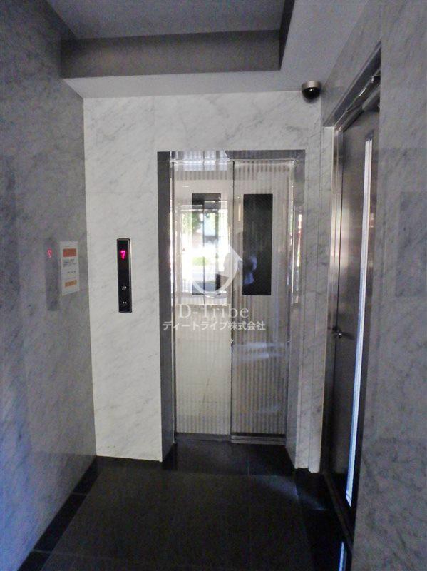 エレベータ フェアステージ広尾