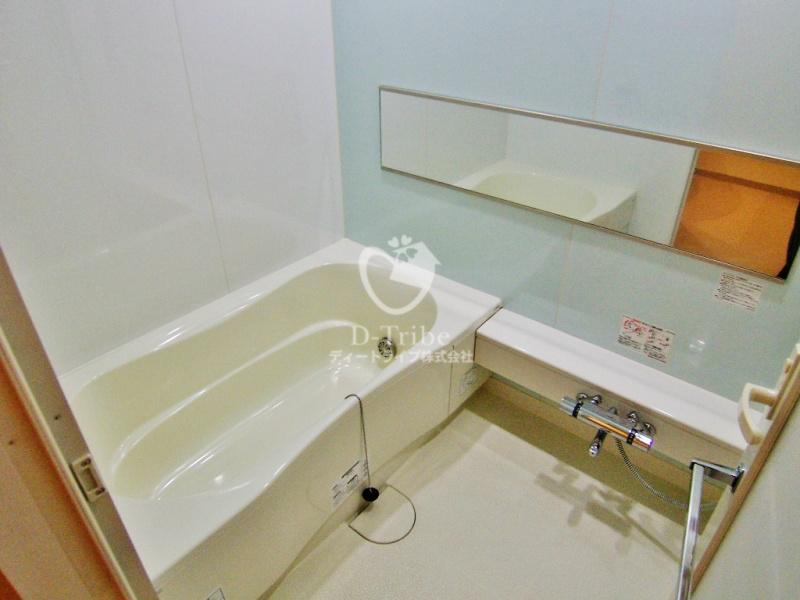 パインコート恵比寿[303号室]のバスルーム パインコート恵比寿