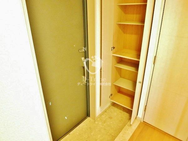 パインコート恵比寿303号室の内装