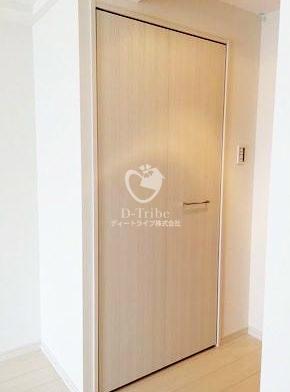 ザ マグノリアガーデン恵比寿[406号室]の収納 ザ マグノリアガーデン恵比寿