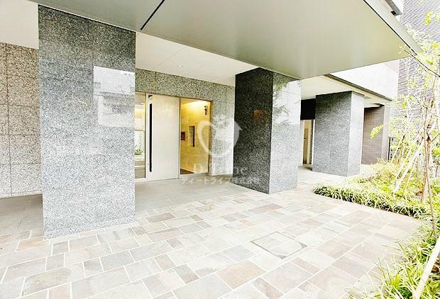エントランス パークアクシス渋谷桜丘ウエスト