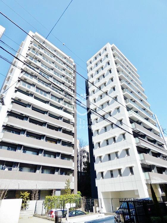 パークアクシス渋谷桜丘ウエストの外観