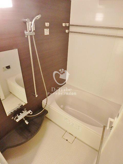 ベルファース目黒[703号室]の浴室 ベルファース目黒