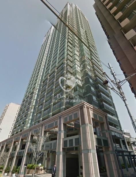 シティタワー高輪[609号室]の外観 シティタワー高輪