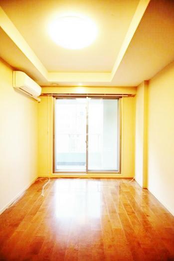 シティタワー高輪[609号室]のベッドルーム シティタワー高輪