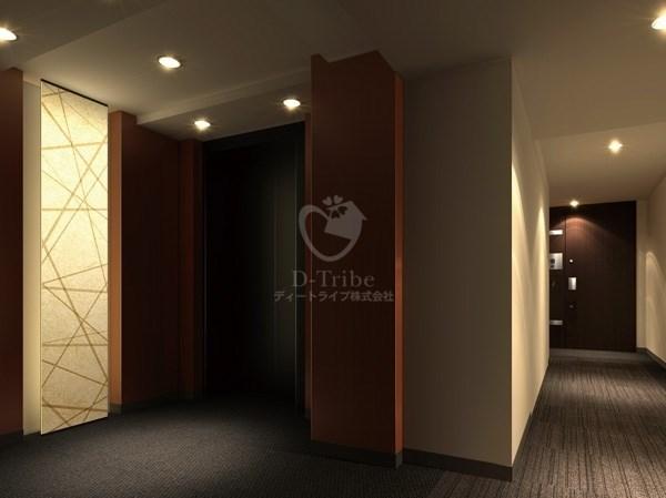 グランスイート広尾418号室の画像