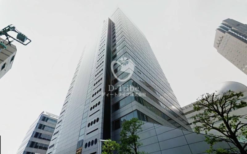 渋谷インフォスタワーハイツの外観写真