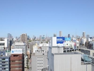 朝日マンション五反田16階号室の画像