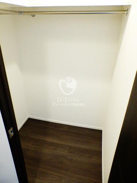 六本木グランドタワーレジデンス[1202号室]のクローゼット 六本木グランドタワーレジデンス