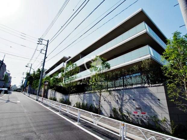 ザ・パークハウス広尾羽澤の外観写真