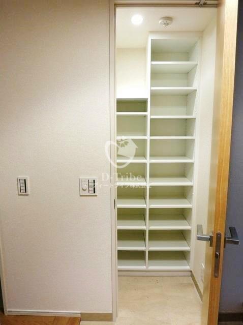 ザ・パークハウス広尾羽澤316号室の内装