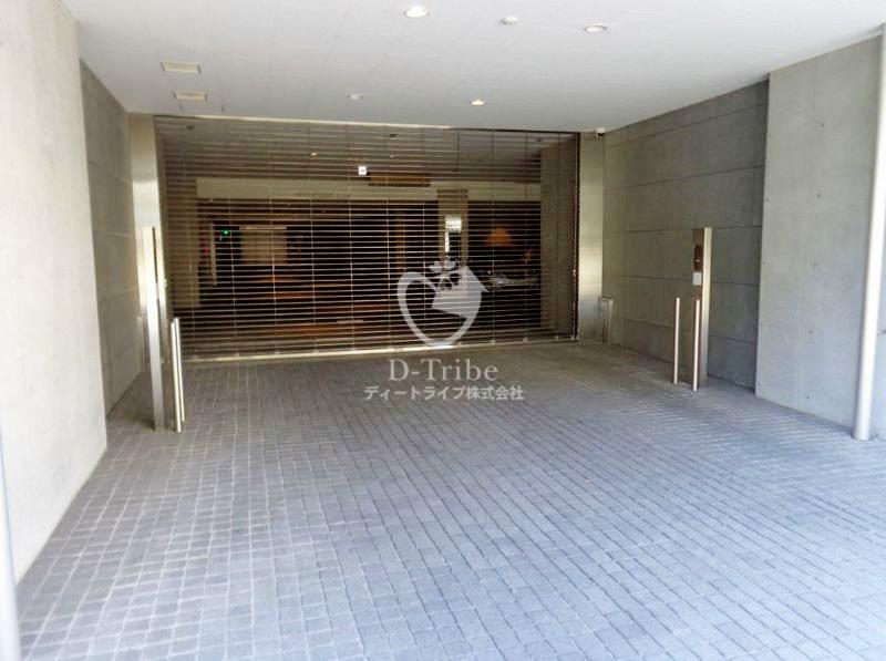 ザ・パークハウス広尾羽澤316号室の画像