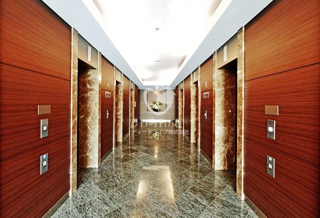 エレベーターホール  シティタワー品川