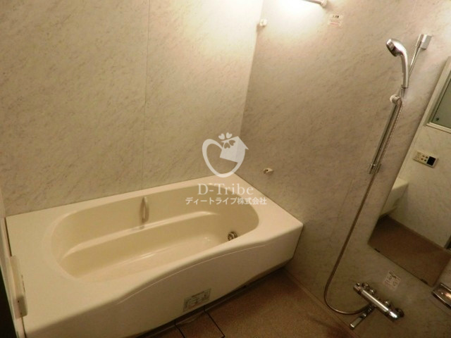 スペーシア恵比寿[604号室]のバスルーム スペーシア恵比寿