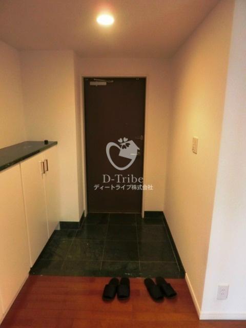 スペーシア恵比寿[604号室]の玄関 スペーシア恵比寿