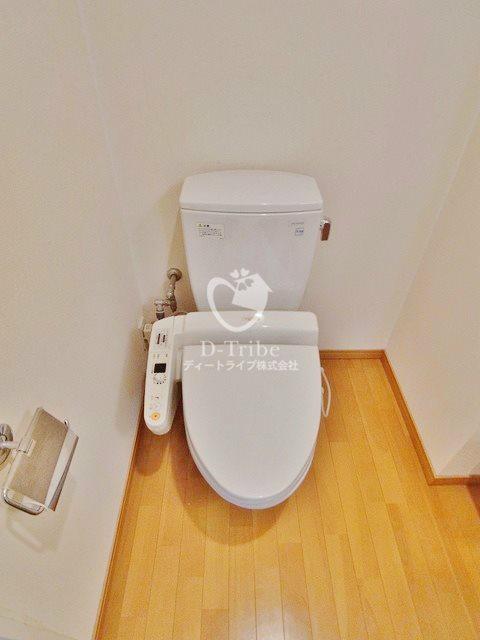 スペーシア恵比寿[301号室]のトイレ スペーシア恵比寿